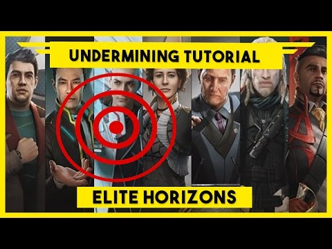 Elite Dangerous Undermining in Powerplay - Guide to Undermining for Merits