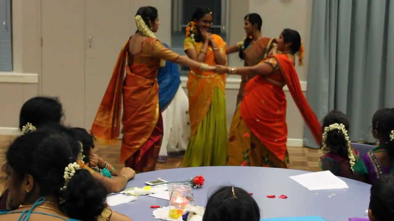TAMIL WEDDING SONG DANCE