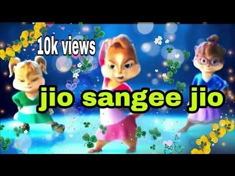 #Jio sangee jio re || cartoon videos dance || latest 2018 videos👫 jio sangee jio re full hd videos