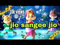 #Jio sangee jio re || cartoon videos dance || latest 2018 videos👫 jio sangee jio re full hd videos