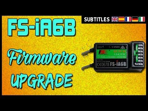 FlySky IA6B - Firmware Upgrade