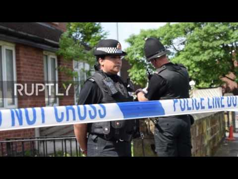 UK: Two new arrests during police raid in Manchester's Cheet