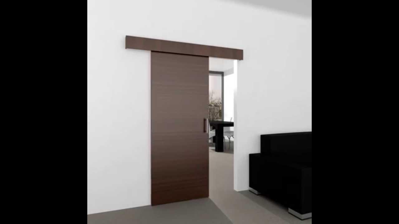 SOFT CLOSING MECHANISM FOR SLIDING DOORS - YouTube