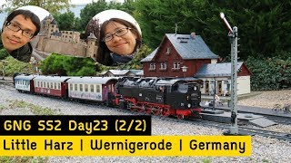 """GNG SS2 Day23 (2/2)   เมืองจำลอง """"Little Harz""""   Wernigerode   Germany"""