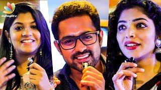 നിരഞ്ജന എന്നെ അത്ഭുതപ്പെടുത്തി | Asif Ali, Rima &Aparna balamurali about Niranjana Anoop
