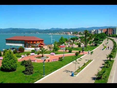 Yeşil şehir ORDU (HD) / Green City Ordu, TURKEY