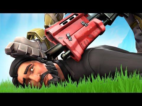 Fortnite needs to nerf the grey tac shotgun... thumbnail