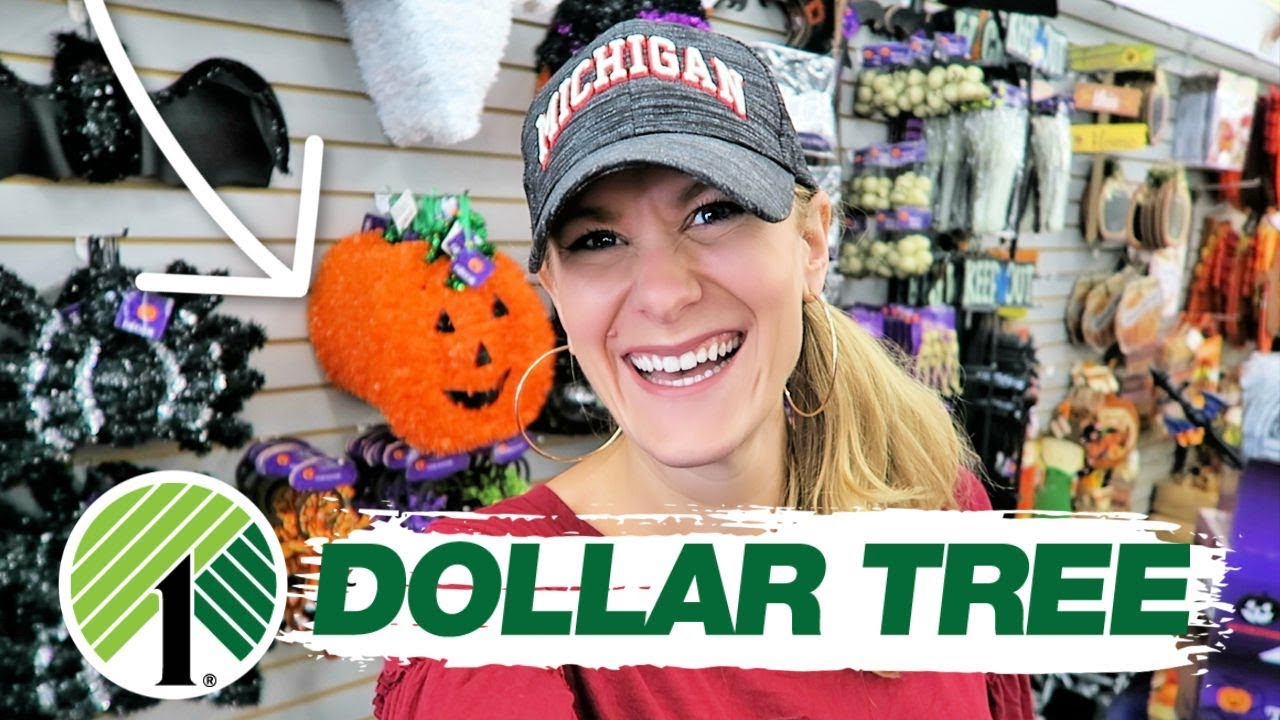 Halloween Gifts Dollar Tree