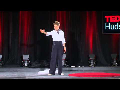 Why I ran away from the cirkus to join a town | Stephanie Monseu | TEDxHudson