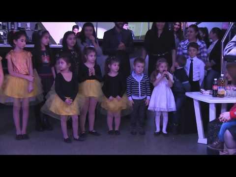 Новый год в армянской общине. г. Кривой Рог. 28.12.14г.
