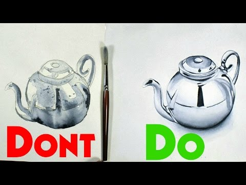 Do's & Don'ts of Watercolor Painting