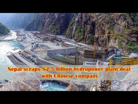 India's NHPC could bid for Nepal's $2.5 billion power project pulled from China
