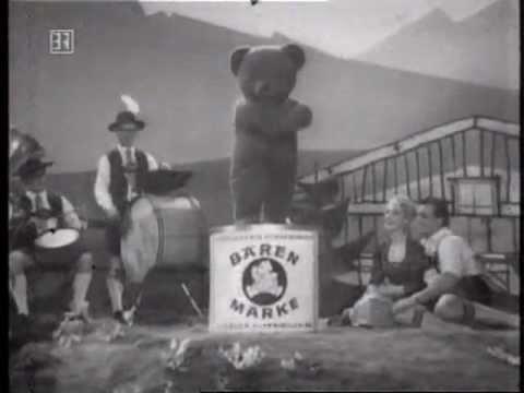 Werbe-Klassiker | Bärenmarke (50er Jahre)