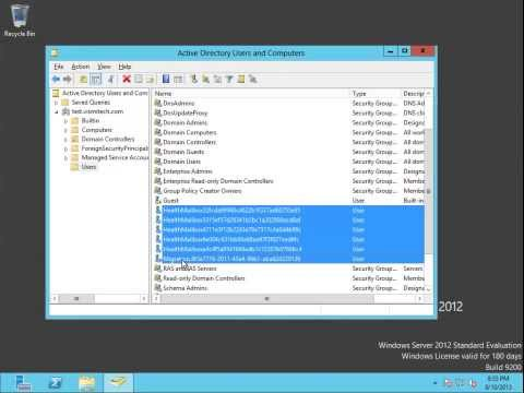 How to Remove Exchange Server 2013 from AD Completely