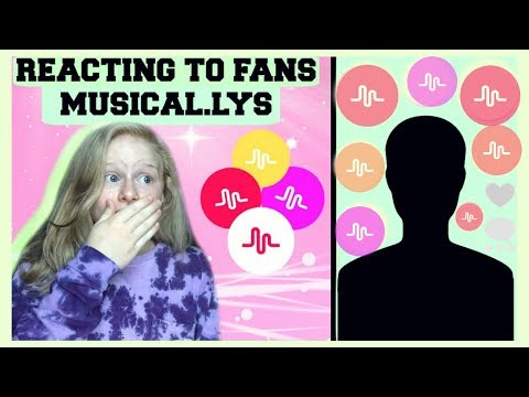 Reacting to Fans Musical.lys pt.3
