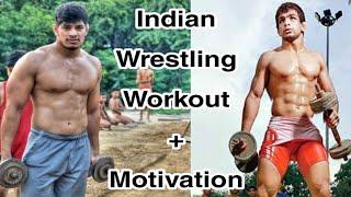 Indian Wrestling Workout + Motivation || Kushti Ke Deewane