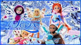 Мои куклы Винкс /  Мои Вещи Винкс