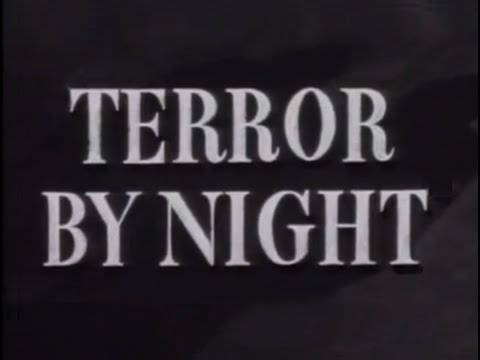 Sherlock Holmes | Terror By Night (1946) [Thriller]