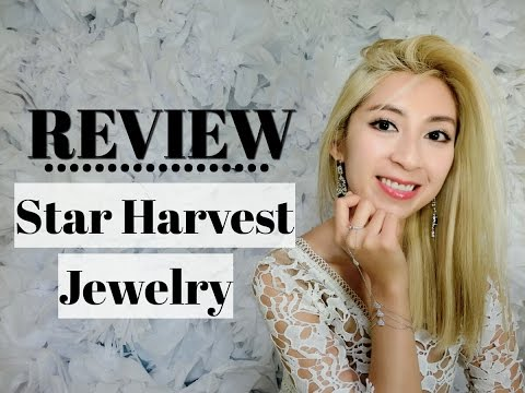 Star Harvest Jewelry Review – Sterling Silver Jewelry | Earrings & Bracelet Ring | Minimalist Style