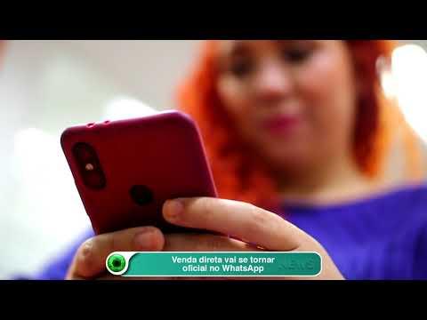 Venda direta vai se tornar oficial no WhatsApp