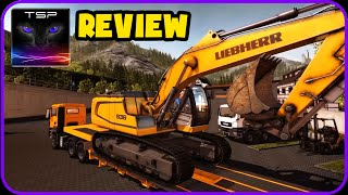 Construction Machines Simulator 2016 - REVIEW & GAMEPLAY