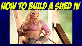 Shed Plans 12x16-how To Make Shed-garden Sheds Cheap