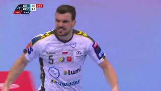 IFK Kristianstad - PGE Vive Kielce. EHF Champions League
