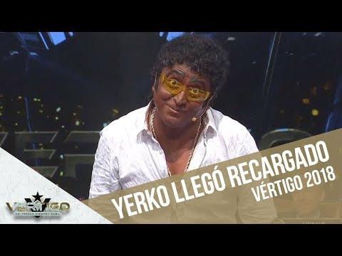 ¡Yerko volvió con todo de vacaciones!   Vértigo 2018