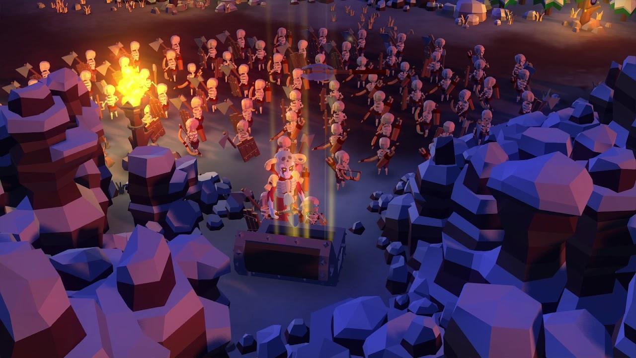 Kết quả hình ảnh cho Undead Horde