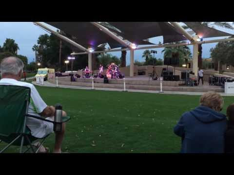 Music in the Park - Palm Desert, California