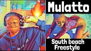 Mulatto - South Beach 🏝 Freestyle (Lyric Break-Down) Review/Reaction