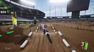 видео Monster Energy Supercross The Official Videogame скачать торрент