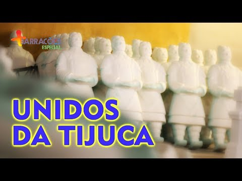 🏘 Barracão da Unidos da Tijuca para o Carnaval 2020