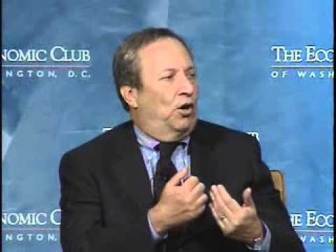 The Honorable Lawrence Summers, Director, National Economic Council