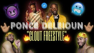 """Ponce - ''Clout freestyle"""" (Offset & Cardi B) *REACTION*"""
