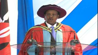 Prof. Peter Mbithi Officially Takes Over As Nairobi University VC