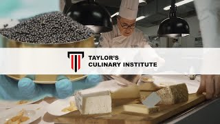 Taylor's Culinary Institute Launch