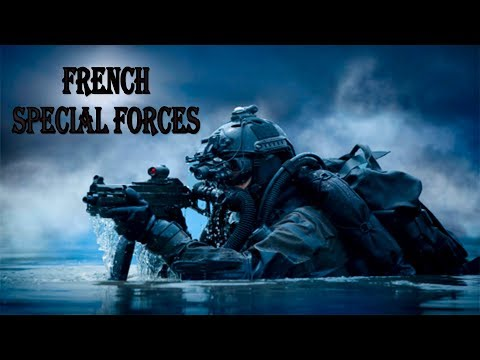 French Special Forces | active training