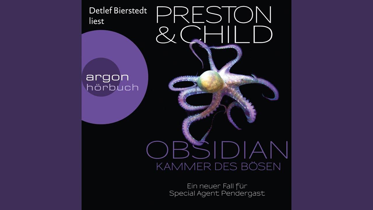 Obsidian Kammer Des Bosen Aloysius Pendergast 16 Kapitel 8