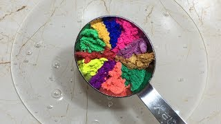 Most Satisfying Slime Videos - Pigments Slime Mixing # 3 ! Tom Slime