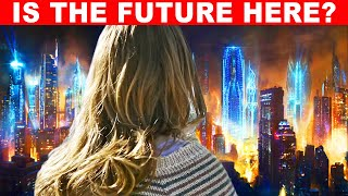 Sci-Fi Has Taken Over Real Life... Are You Ready?
