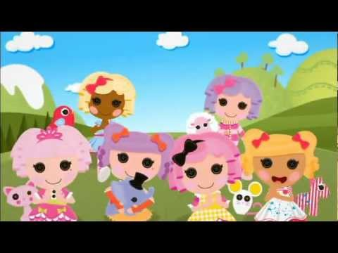 Lalaloopsy 2012 Webisodes 1 To 5 Youtube