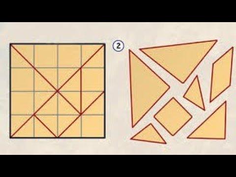 How To Make Tangrams