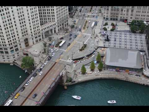 Chicago Timelapse: Apple Store Construction 2017-07-10 through 2017-07-17 4k