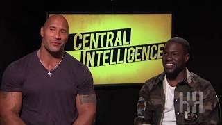Kevin Hart and Dwayne Johnson Play