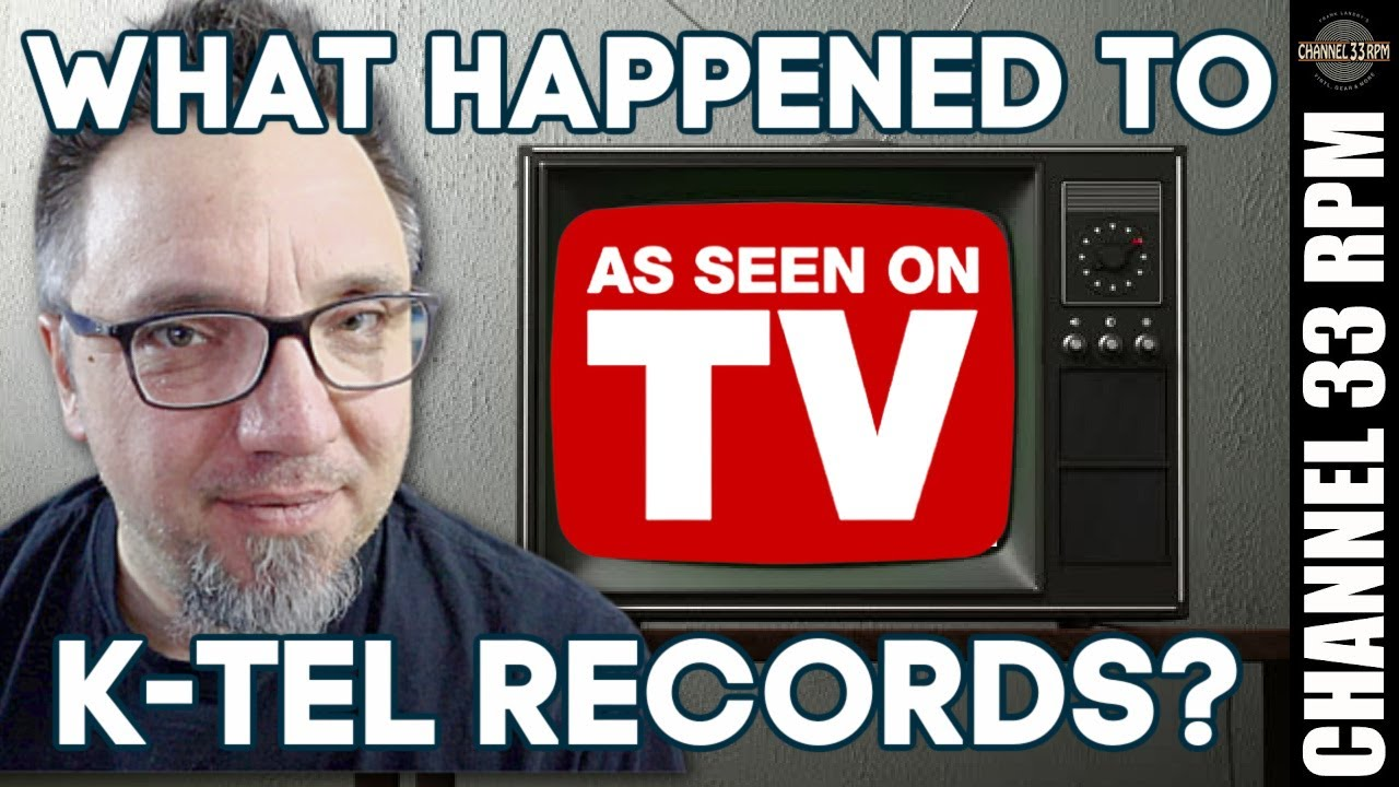 Download The rise and fall of K-Tel and the problem with their records