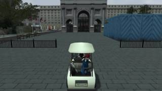 The Getaway Free-roam Hidden Cars.