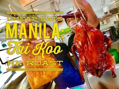 CHEAP EATS MANILA: Tai Koo HK Roast Chinese Restaurant Fort Bonifacio by HourPhilippines.com