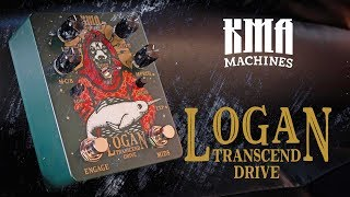 KMA Machines LOGAN - Transcend Drive