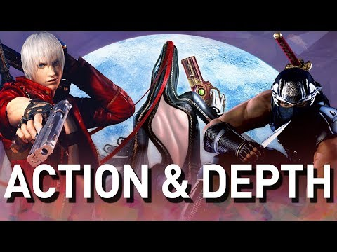 How Action Games Encourage Skill